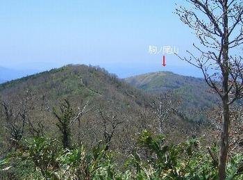 usiroyama33後山山頂から望む駒ノ尾山.jpg